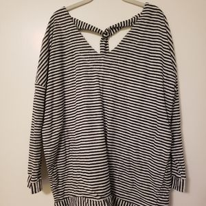 Free People oversized cover up or lounge shirt